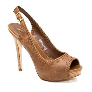 С чем носят коричневые туфли