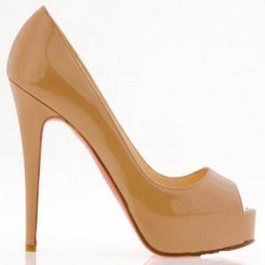 Бежевые туфли: с чем носить - 50 Фото.