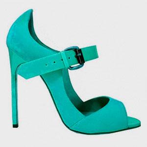 Туфли бирюзовые оптом - Купить оптом туфли
