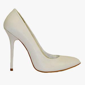 Белые туфли, белые босоножки, белые ботильоны. Обувь под белое