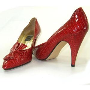 Платье Под Красные Туфли