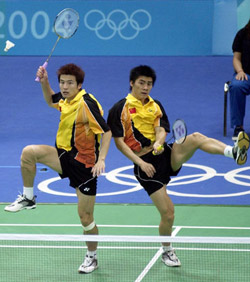 Азиатские спортсмены безоговорочно лидируют в бадминтоне
