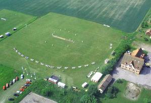 Так выглядит стадион для крикета