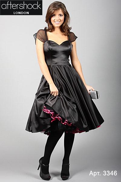 Маленькое черное платье - вечная классика. Фото ТОП - 40 модных