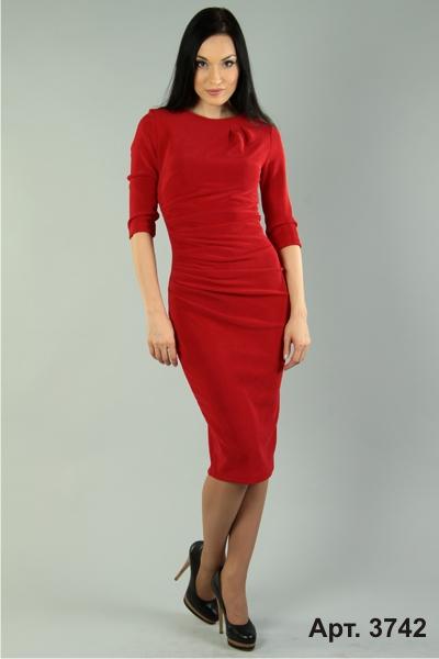 Красное платье, платье красного цвета. С чем носить красное платье